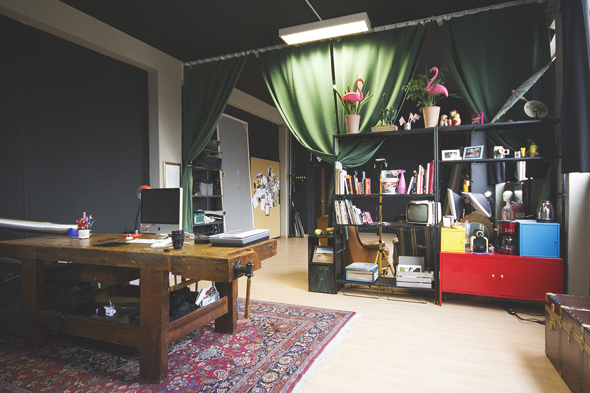 Il mio nuovo studio!