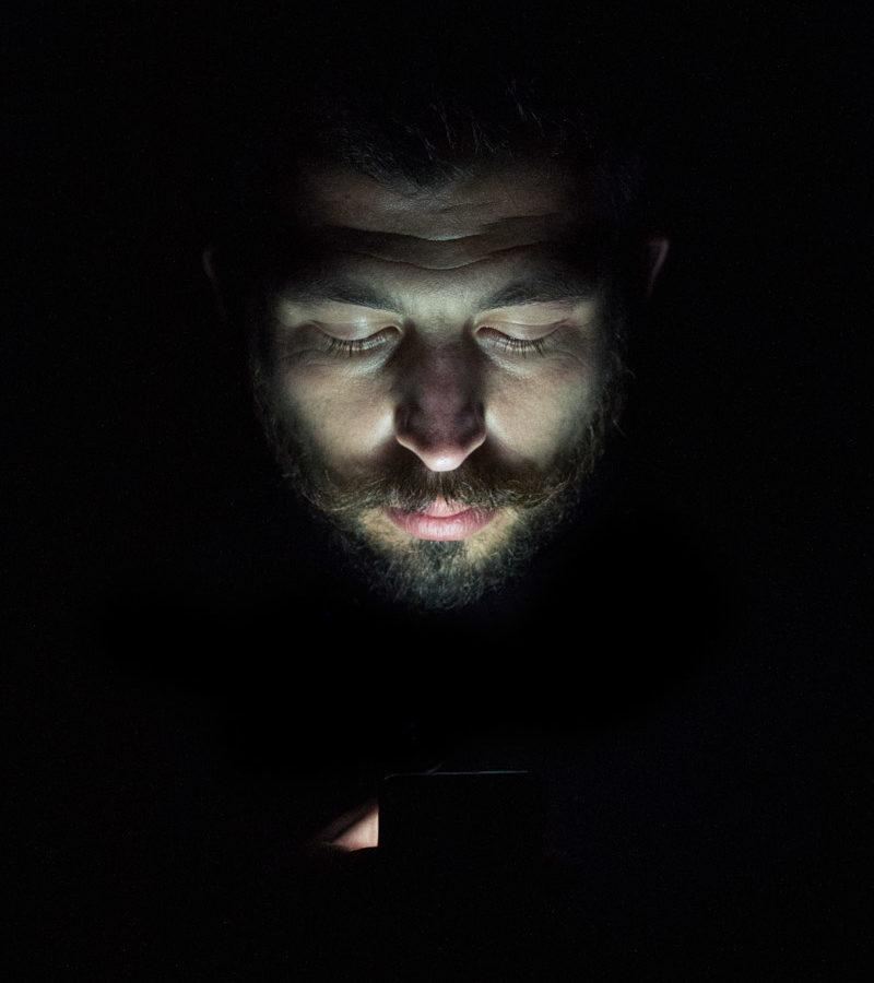 dipendenza smartphone - ilenia costantino fotografa - 10