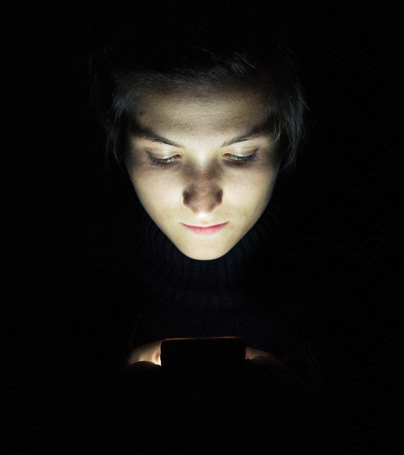 dipendenza smartphone - ilenia costantino fotografa - 11