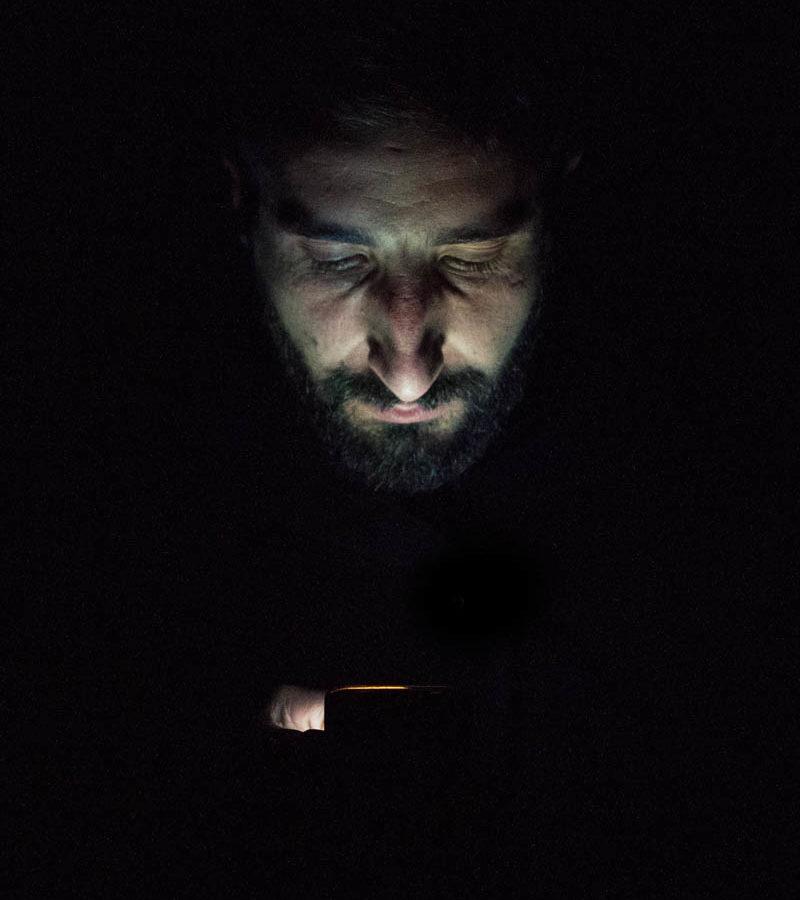 dipendenza smartphone - ilenia costantino fotografa - 13