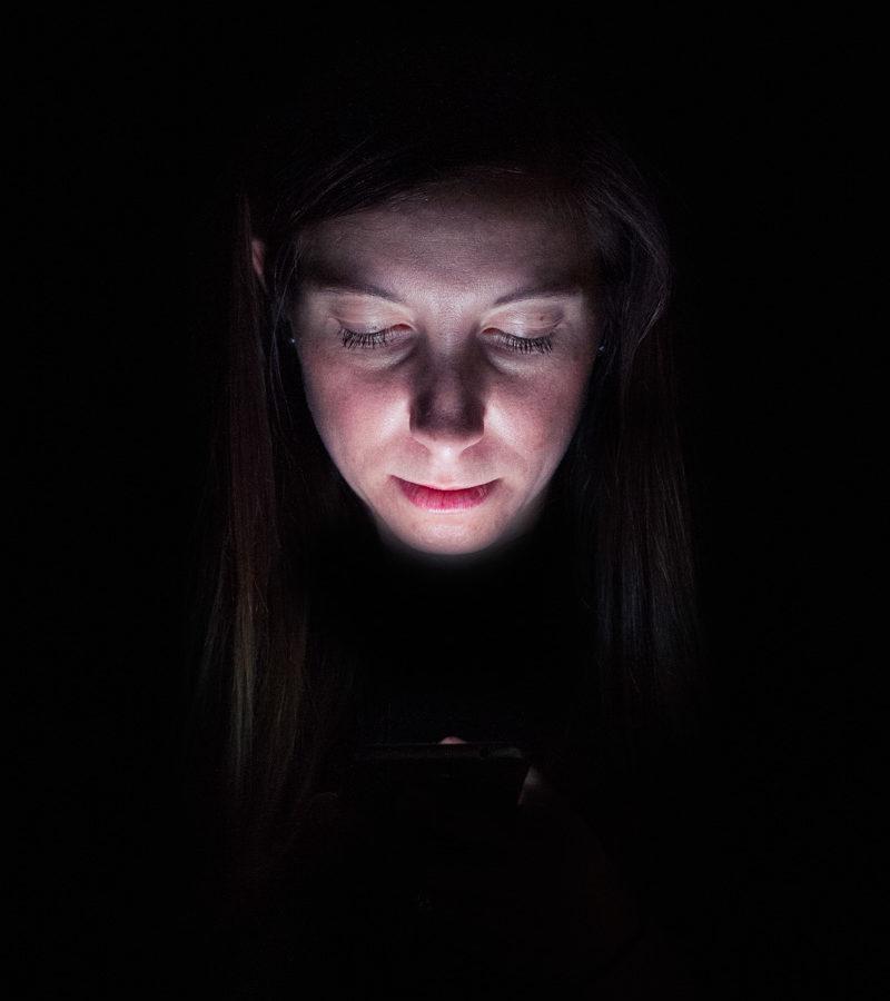 dipendenza smartphone - ilenia costantino fotografa - 15