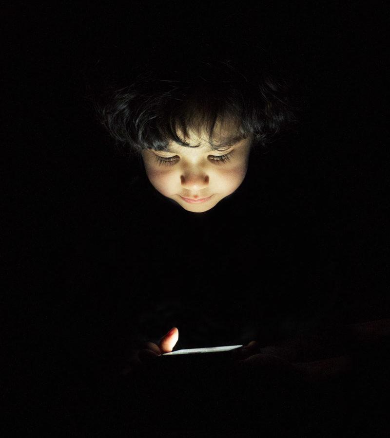 dipendenza smartphone - ilenia costantino fotografa - 18