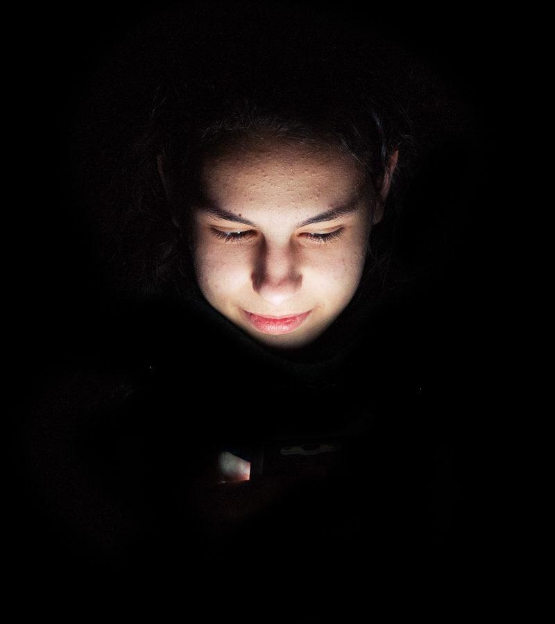 dipendenza smartphone - ilenia costantino fotografa - 19