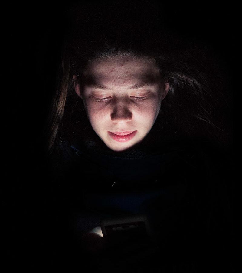 dipendenza smartphone - ilenia costantino fotografa - 20