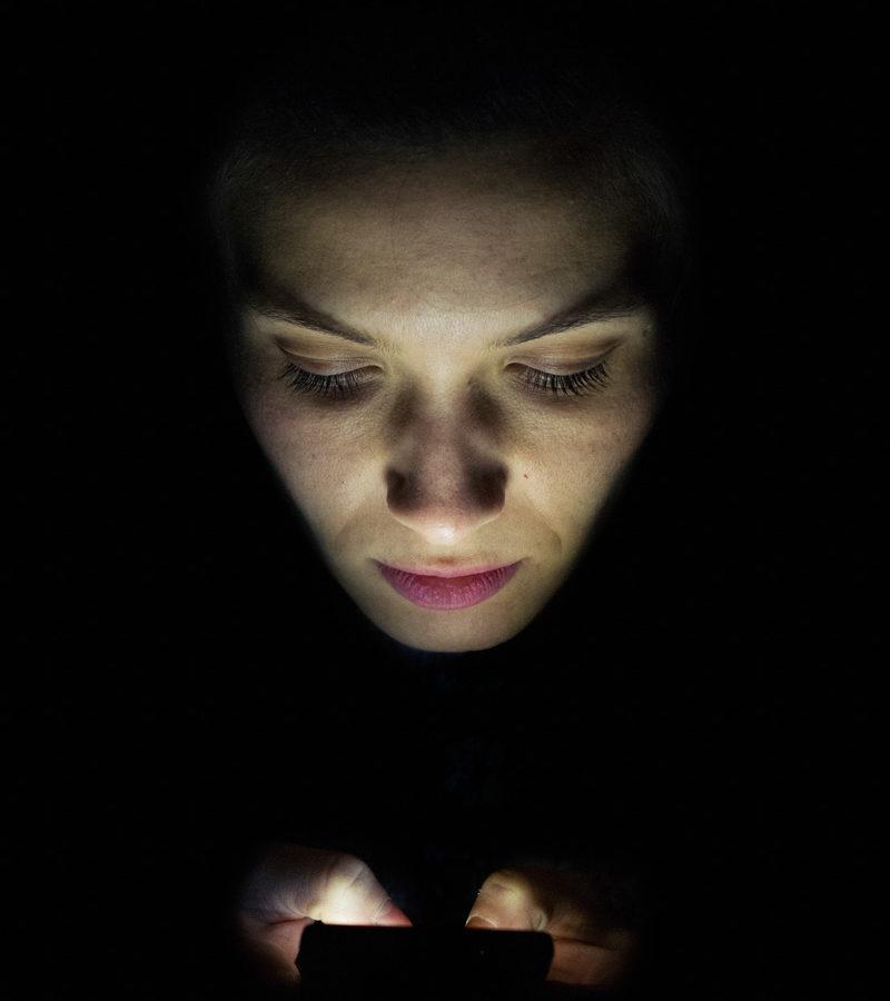 dipendenza smartphone - ilenia costantino fotografa - 3