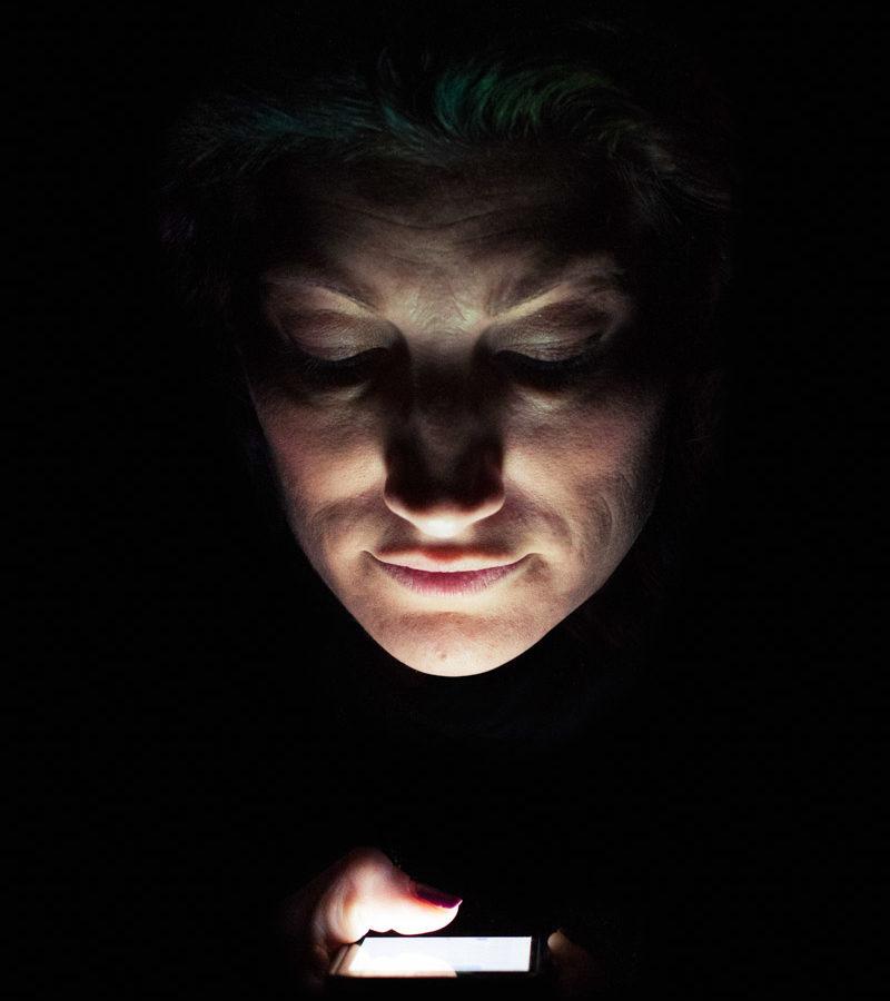 dipendenza smartphone - ilenia costantino fotografa - 4