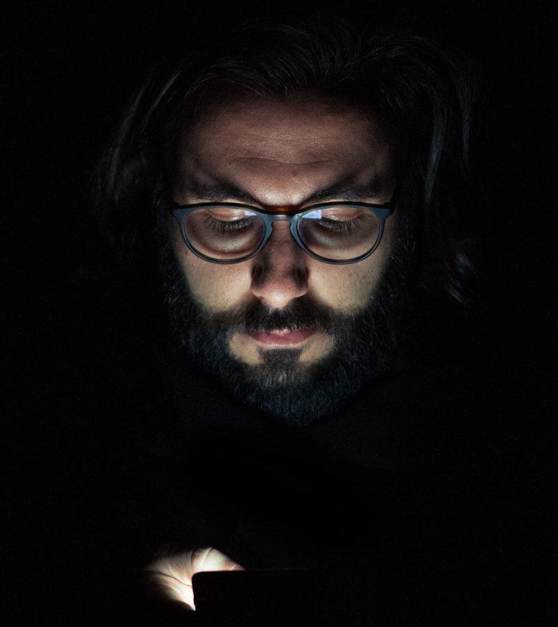 dipendenza smartphone - ilenia costantino fotografa - 8